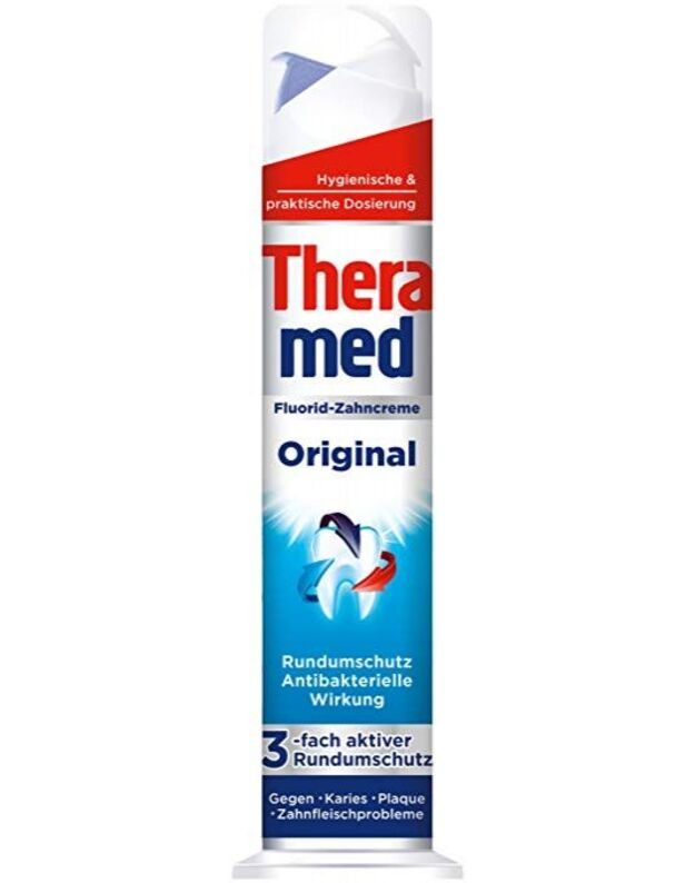 Thera Med Original, dantų pasta, 100 ml